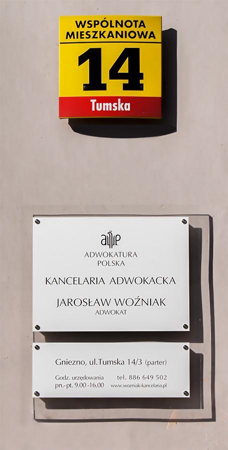 Adres Kancelarii Jarosława Woźniaka